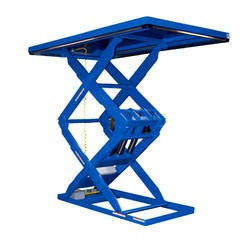 Scissor Lift Table For Warehouse