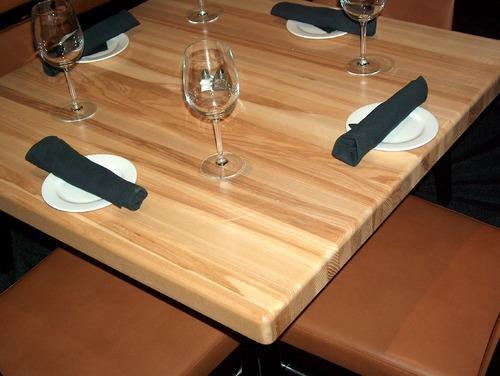 Restaurant Table Tops View Specifications Details Of Corian - Corian restaurant table tops
