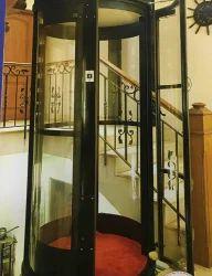 Vacuum Glass Passenger Elevator