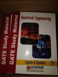 Electrical gate books by gateforum
