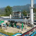 Standard Automatic Industrial Distillation Plant