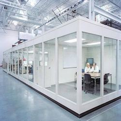 Glass Wall Partitions