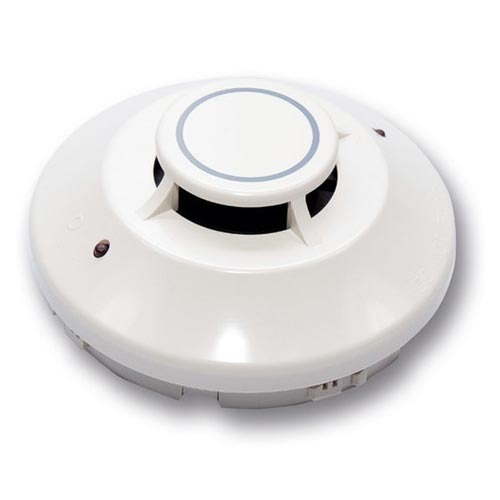 Conventional Heat Detector Heat Detector System हीट