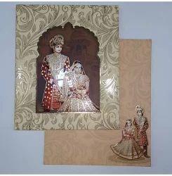 Paper Padding Wedding Cards