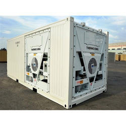 Portable Cold Storage Shipping Container