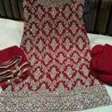 Salwaar Suits With Hand Work