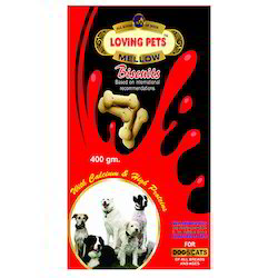 Dog Adult Biscuits, Packaging Type: Pouch and Box