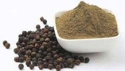 Black Pepper Seeds And Powder