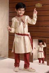 K1603 Boys Sherwani