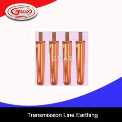 Transmission Line Earthing Electrodes