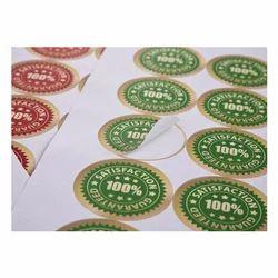 Digital Sticker Printing Services