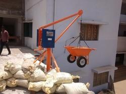 Brick Lifting Machine