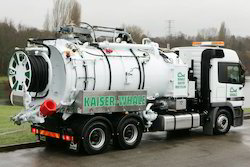 Kaiser Whale Recycling Vehicle