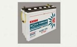 Exide Solar Tubular Battery, Capacity: 100-150 Ah