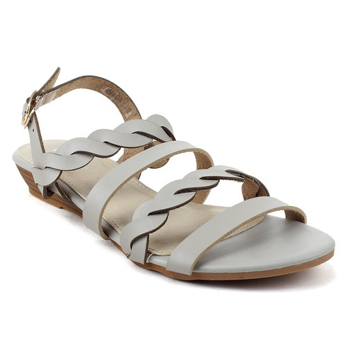 d141f00013ec35 Ladies Designer Flat Sandal at Rs 600  piece(s)