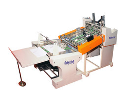Number and Barcode Printing Machine
