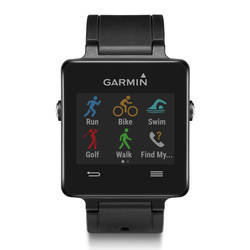 Garmin Vivo Active Black - Activity Tracker