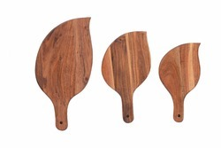 Unique Shaped Cutting Board Set of Three