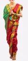 Traditional Maharashtrian Nauvaree Sari-Mastani Saree