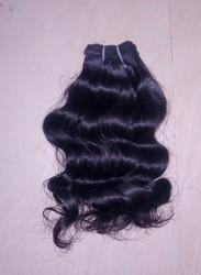 100% Natural And Raw Temple Human Hair