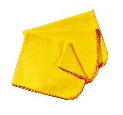 Cotton Yellow Duster Cloth