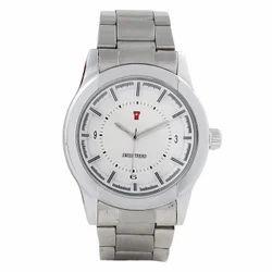 Swiss Trend Ulitmate 3d Edition Mens Watch. Full Metallic Bo