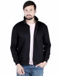 Black Zipper Jacket