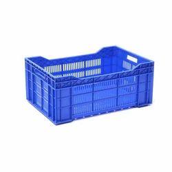 Industrial Storage Plastic Crate