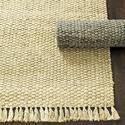 编织黄麻地毯