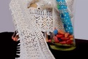Latest Fancy Design Chemical Polyester Lace