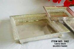 Metal Tray & Platter