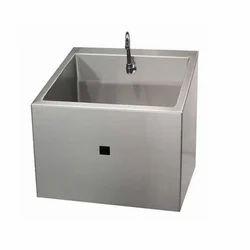SS Scrub Sink
