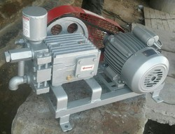 Automatic Washing  Plunger Pump
