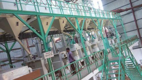 Auto Rice Mill Machinery
