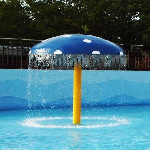 Water Park Umbrella Mushroom Umbrella Manufacturer From