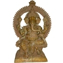 Large Big Sitting Ganesh Statue For Outdoor Or Indoor Lord Ganesha Statue