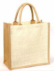HBM Plain Jute Bag