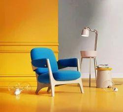Chair fabric - R.Blue
