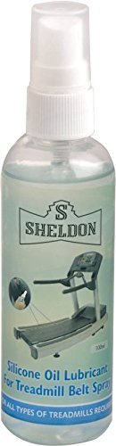 Sheldon Silicone Oil Spray Lubricant For Treadmill Belt