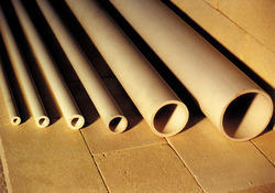 High Temperature Ceramic Tubes