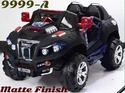 Battery Operated Jeep Double Battery Double Motor