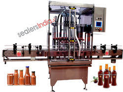 Bottle Filling Machine - Flowmetric Filler