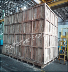 Jumbo Wooden Boxes for Shipping