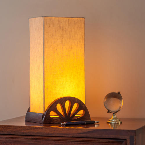 Wooden carving handcrafted table lamp in sheesham wood lakdi ka wooden carving handcrafted table lamp in sheesham wood mozeypictures Image collections