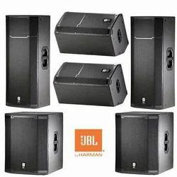 JBL Sound Systems Rental