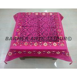 Designer Fabric Table Cover