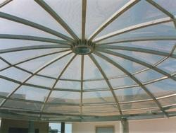 Polycarbonate Dome Roofing Structures