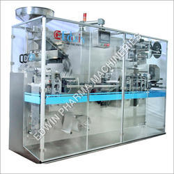 Aluminium Blister Machine