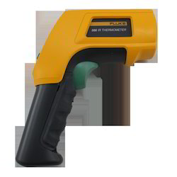 Fluke-566 Infrared And Contact Thermometer