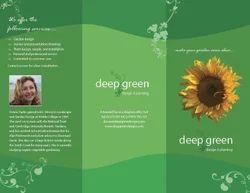 Brochure Screen Printing Service